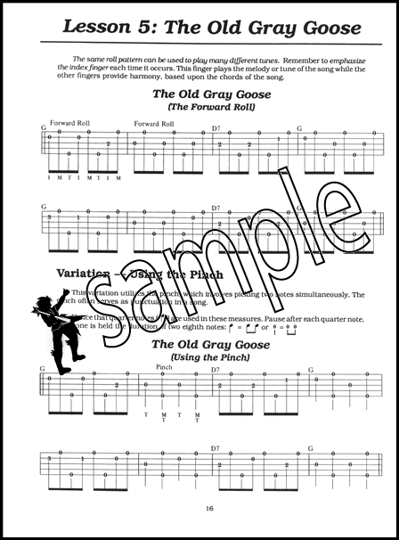 You Can Teach Yourself Banjo Learn How to Play Beginner Method TAB Book : eBay