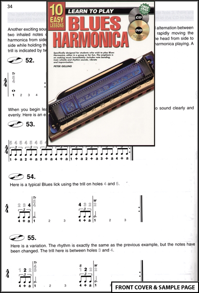 How to Play the Harmonica: 15 Steps - instructables.com
