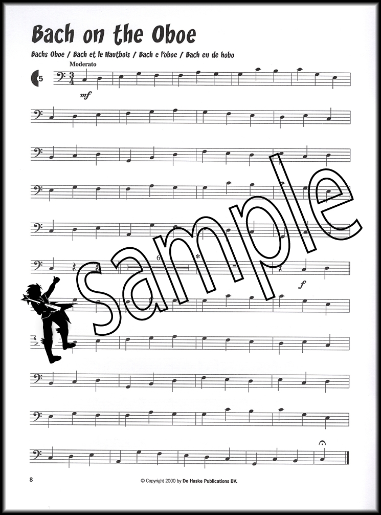 kids play solo for trombone bass treble clef sheet music book with cd ebay. Black Bedroom Furniture Sets. Home Design Ideas