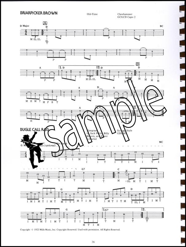 The Banjo Pickeru0026#39;s Fakebook 5-String Banjo TAB Music Book OVER 230 TUNES : eBay