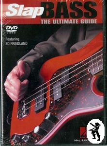 Slap Bass Guitar Ultimate Guide Learn to Play DVD NEW Enlarged Preview