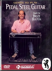 Learn to Play Pedal Steel Guitar E9 Tuition DVD NEW Enlarged Preview