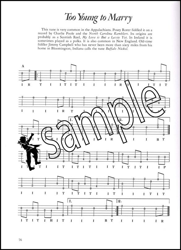 Clawhammer Banjo Miles Krassen 5-String Banjo TAB Music Book/CD : eBay