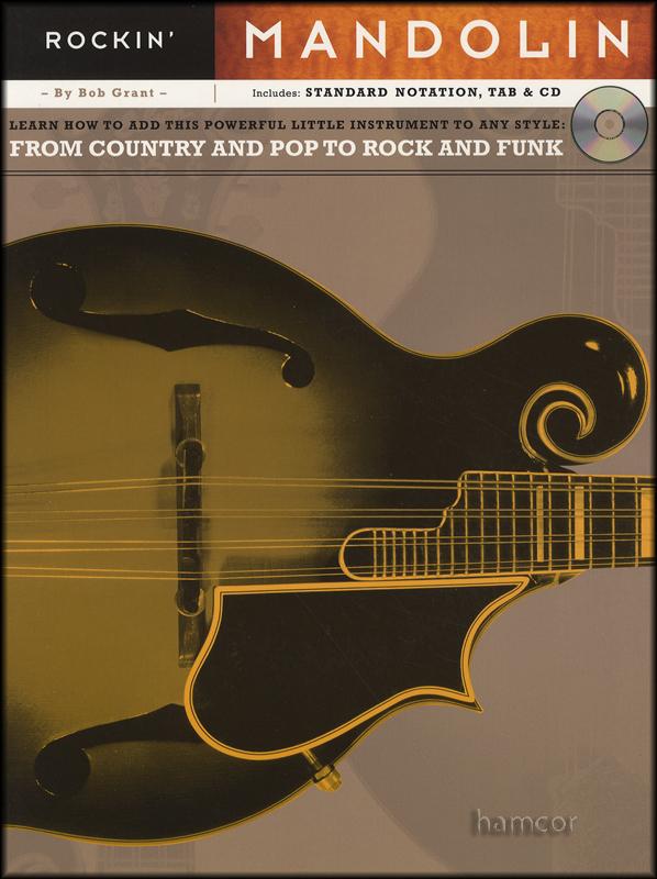 Rockinu0026#39; Mandolin TAB Music Book/CD Learn to Play Country Pop Rock Funk : eBay