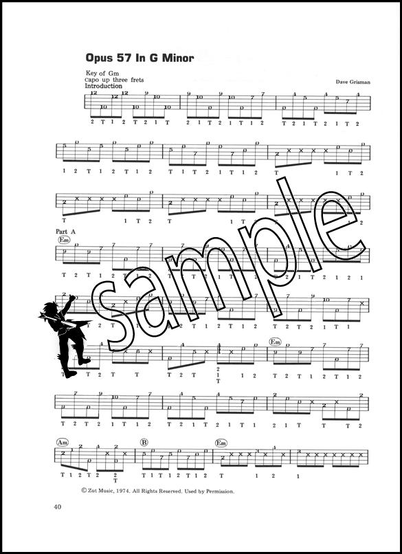 Melodic Banjo Tony Trischka 5-String Banjo TAB Music Book/CD Keith Style : eBay