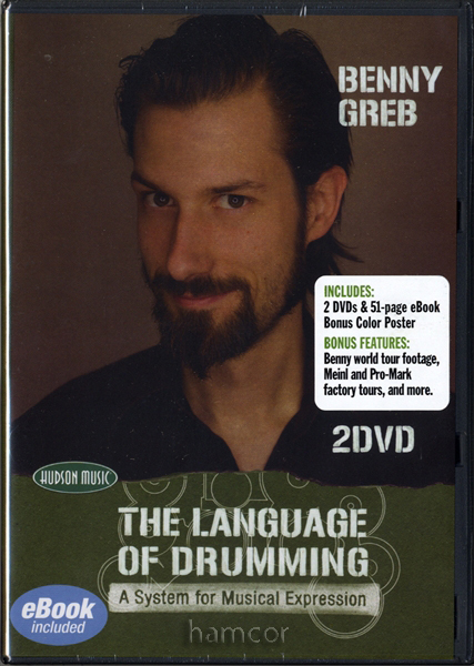 benny greb the language of drumming pdf