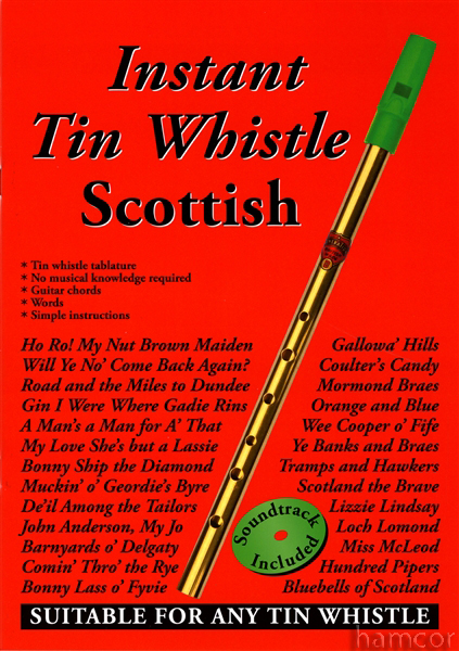 how to play tin whistle quietly