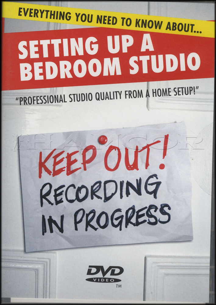 Super Setting Up A Bedroom Recording Studio Tuition Dvd Everything You Largest Home Design Picture Inspirations Pitcheantrous