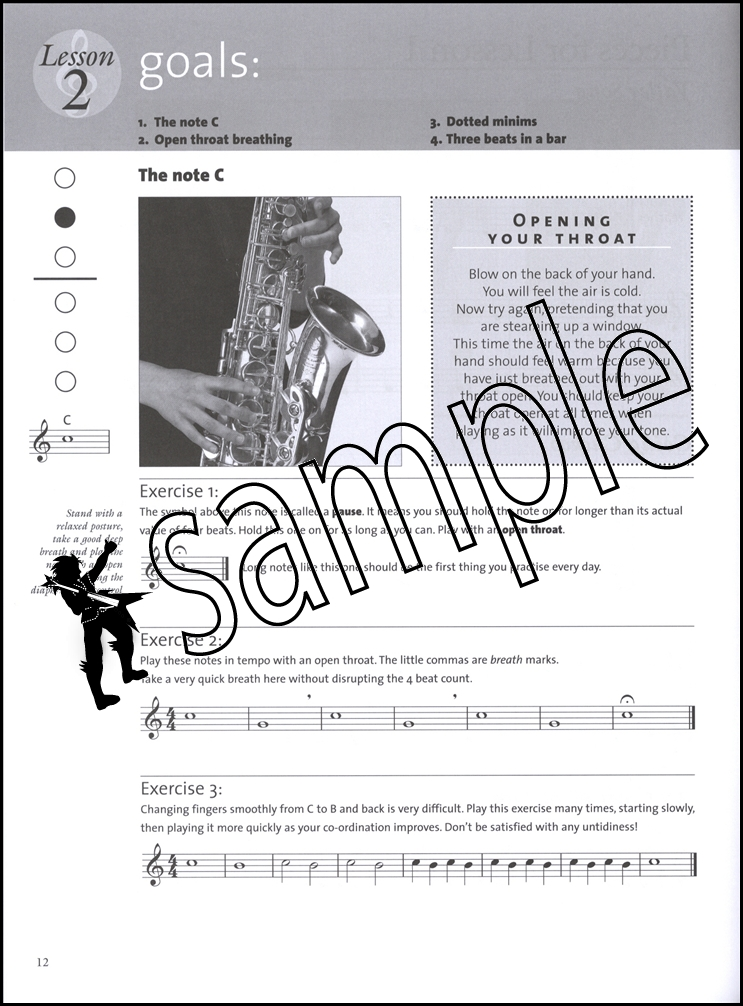 Getting Started Playing Saxophone by Ear/Memory - SaxStation
