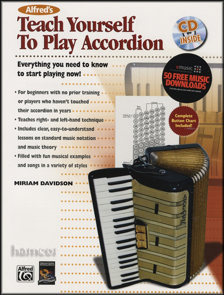 Accordion Lesson Part 1 - YouTube