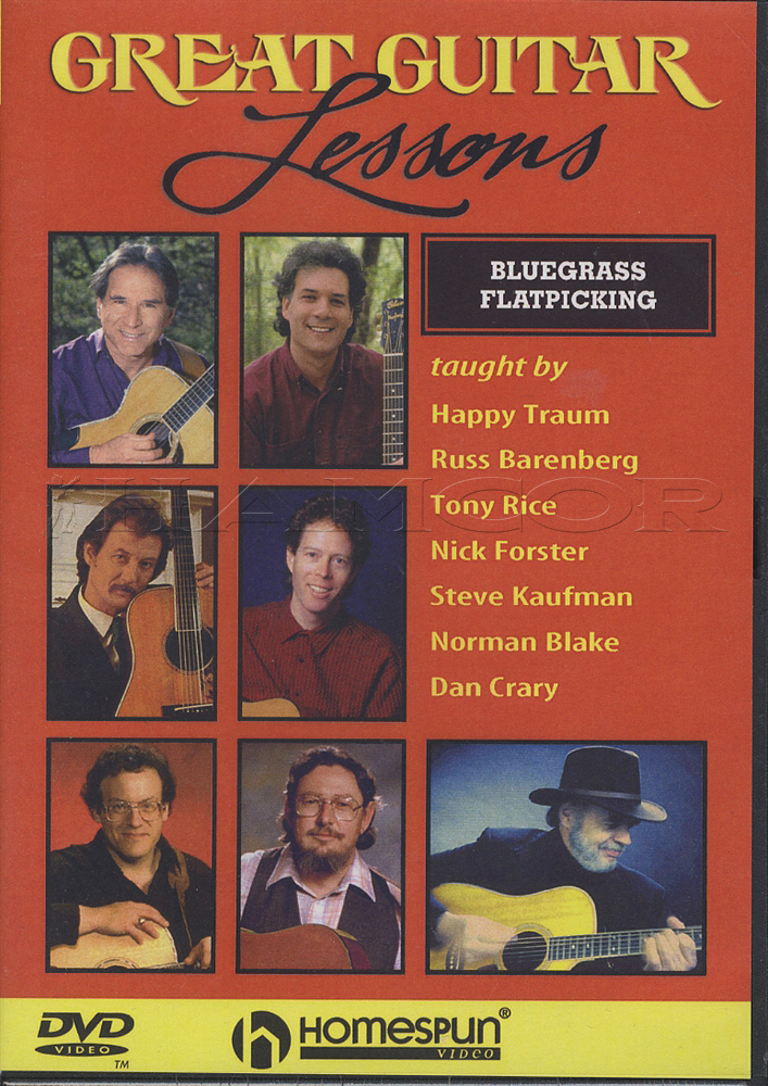 great guitar lessons bluegrass flatpicking tuition dvd learn how to play. Black Bedroom Furniture Sets. Home Design Ideas
