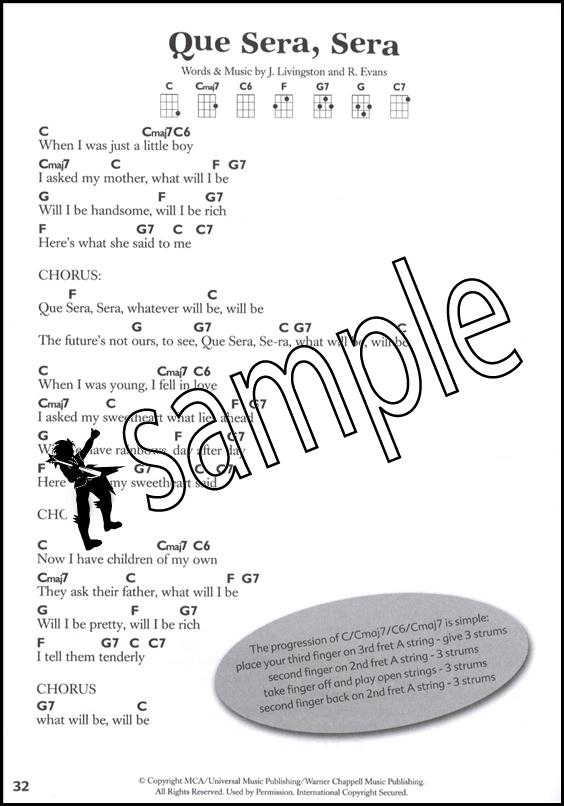 Uke'n Play Ukulele Uke Chord Songbook Method Book/CD   Hamcor