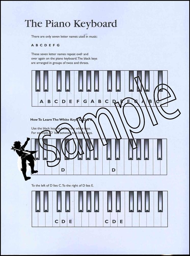 Beginners Piano Book | eBay