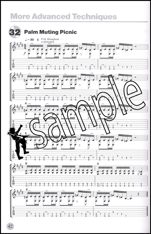 /Really Easy Guitar How To Read TAB Book/CD : Hamcor