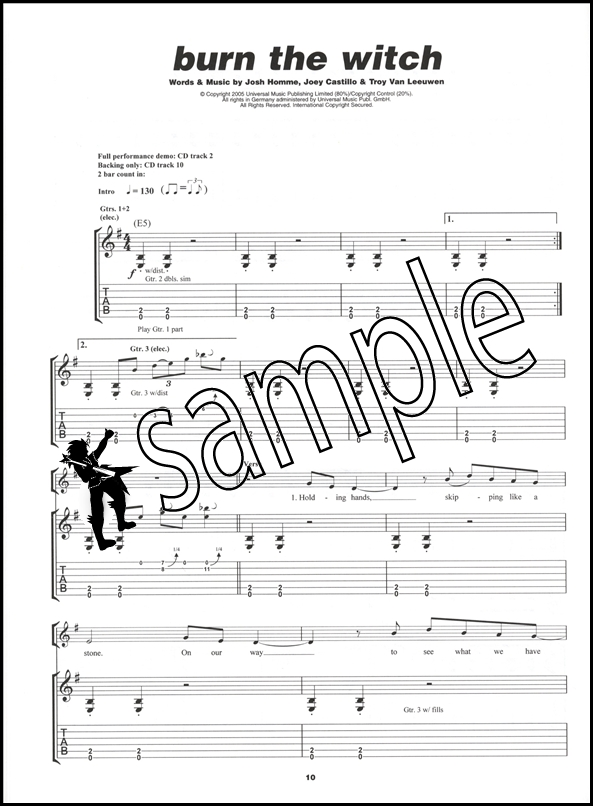 Guitar : guitar tabs queens of the stone age Guitar Tabs Queens Of : Guitar Tabsu201a Guitar Tabs ...