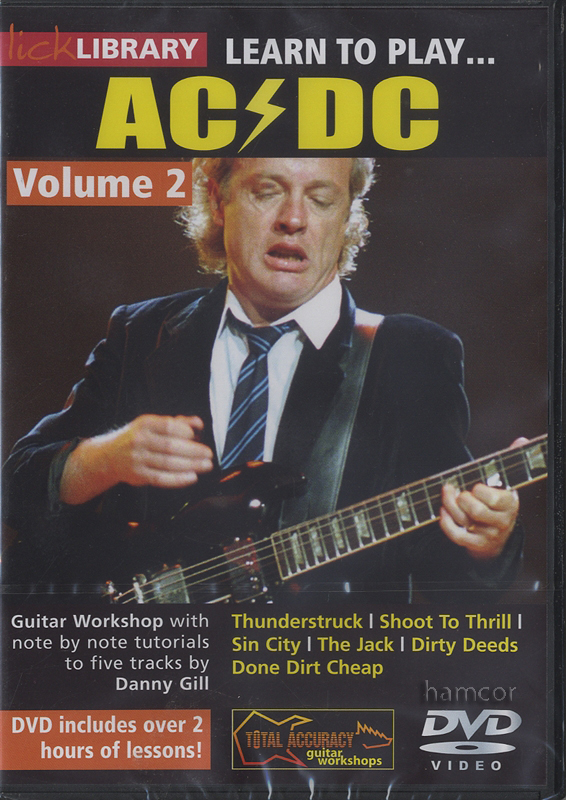 AC/DC Tabs | Songsterr Tabs with Rhythm