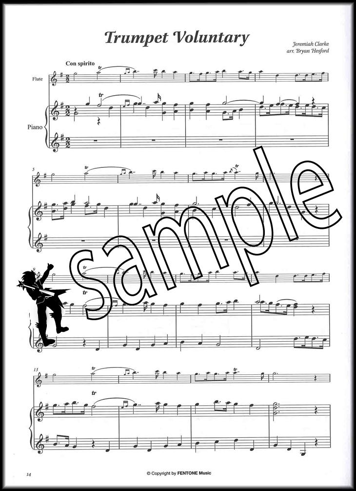 Classics For Weddings Flute Book CD