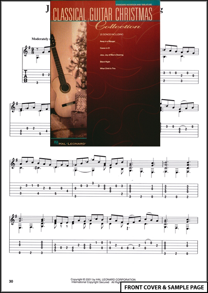 Classical Guitar Christmas Music : classical guitar christmas collection tab music book ebay ~ Russianpoet.info Haus und Dekorationen