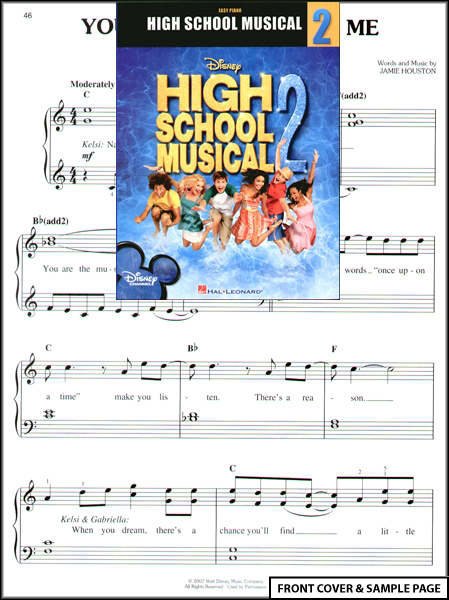 Everyday by high school musical 2 lyrics