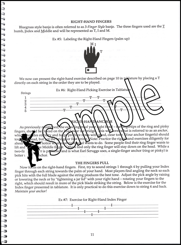 Introduction to Bluegrass Banjo Book/2CDS | Hamcor