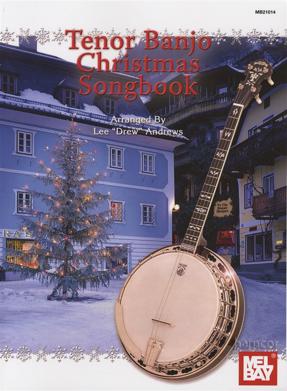 Tenor Banjo Christmas Songbook 4-String TAB Sheet Music Book Chord u0026 Melody : eBay