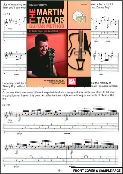 martin taylor jazz guitar method pdf