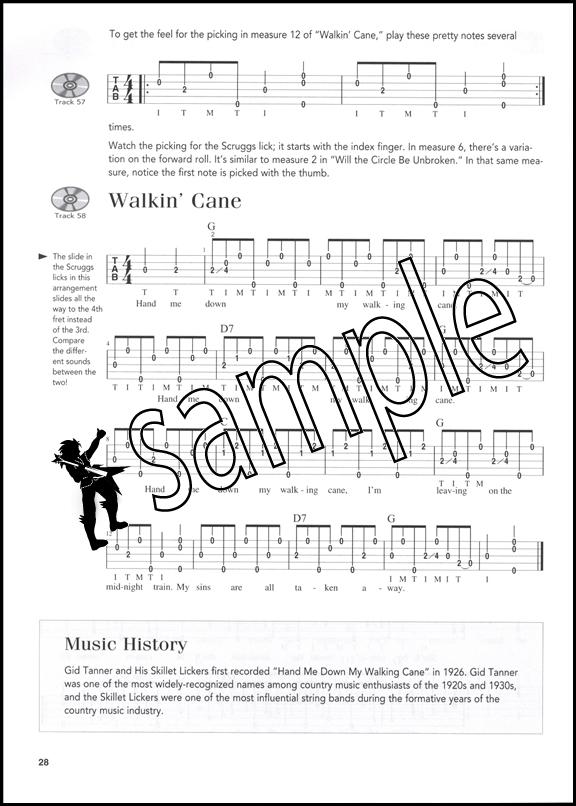 Play Banjo Today Level 1 5-String TAB Music Book/CD Beginner Method : eBay
