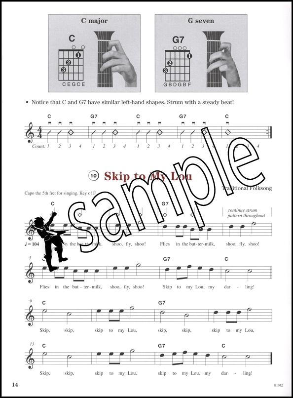 Everybody's Strum & Play Guitar Chords Book/CD | Hamcor
