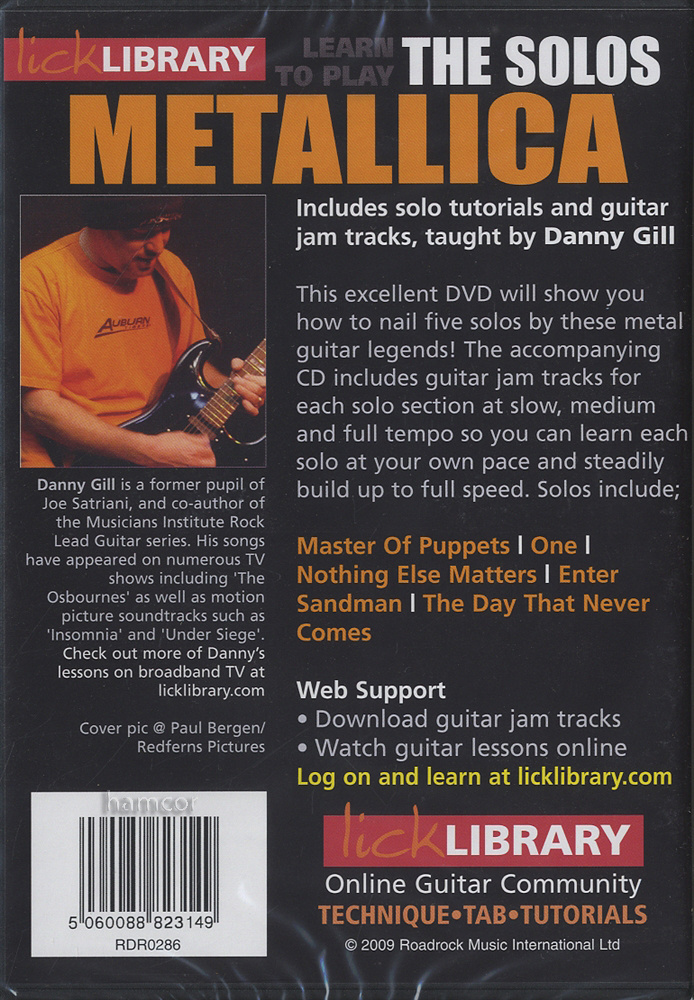 LEARN HOW TO PLAY NOTHING ELSE MATTERS BY METALLICA | …
