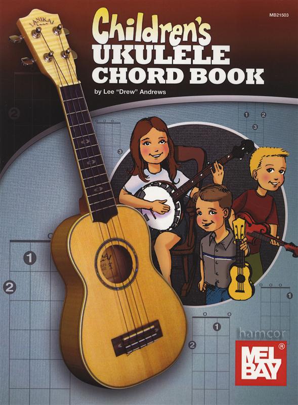 Childrenu0026#39;s Ukulele Chord Book : Hamcor