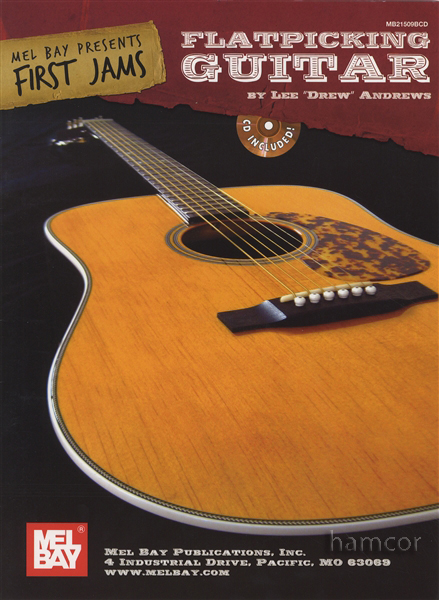 first jams flatpicking guitar tab music book play along backing tracks cd ebay. Black Bedroom Furniture Sets. Home Design Ideas