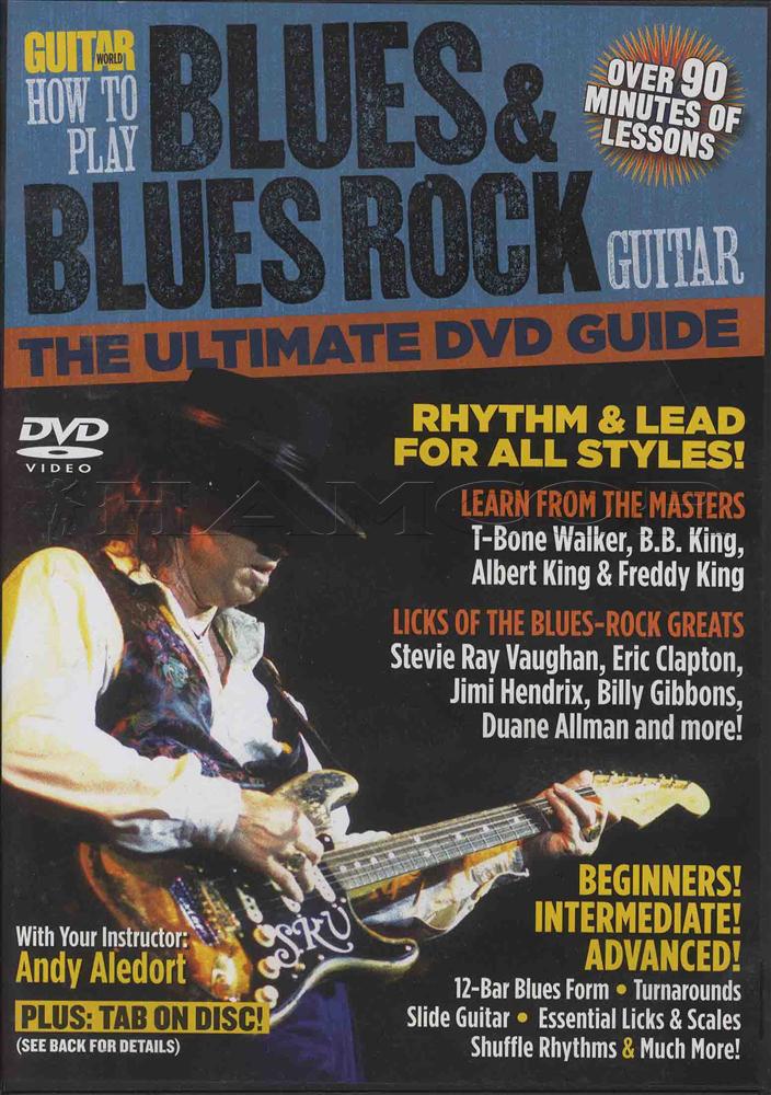 Delta Blues Guitar Lesson - Fingerstyle Like Robert ...