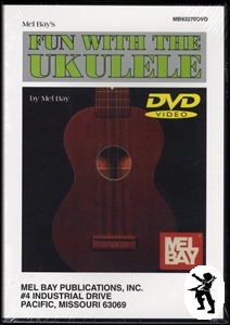 Fun with the Ukulele Learn How to Play Tuition DVD NEW Enlarged Preview