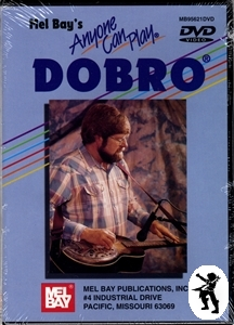 Anyone Can Play Dobro Guitar Learn How to Tuition DVD Enlarged Preview