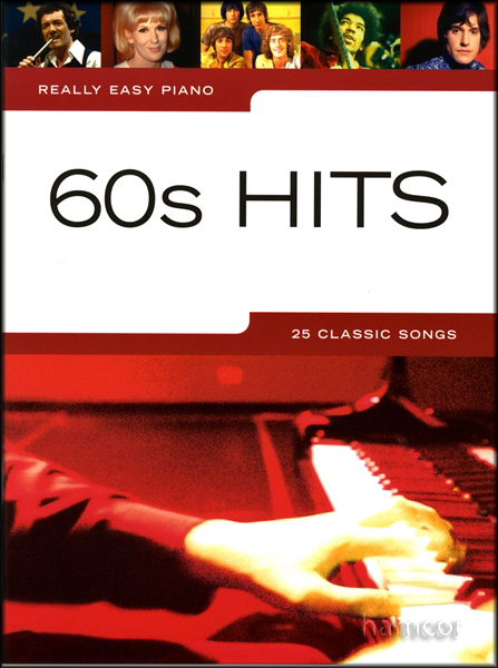 Really-Easy-Piano-60s-Hits-Sheet-Music-Book