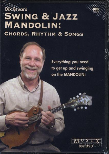 Swing u0026 Jazz Mandolin Chords Rhythm Songs DVD : eBay