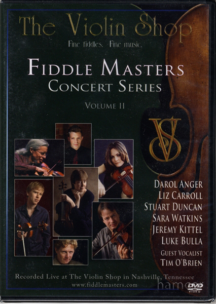 Fiddle Masters Concert Series Volume 2 DVD Enlarged Preview