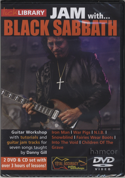 iron man black sabbath how to play