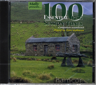 100 Essential Irish Session Tunes CD Companion Soundtrack for Music Book Enlarged Preview
