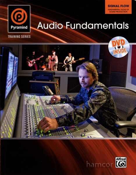 Audio Fundamentals Manual & DVD Sound Music Production Enlarged Preview