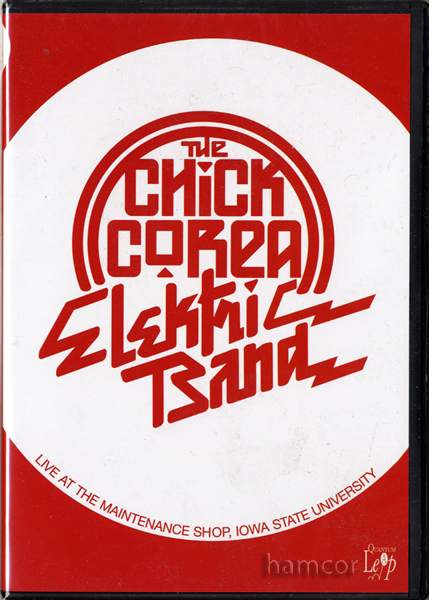 The Chick Corea Elektric Band Live DVD Dave Weckl John Patitucci NEW SEALED Enlarged Preview