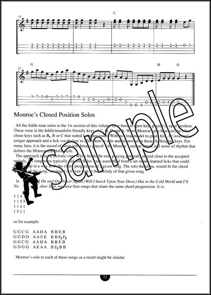 Mandolin : bill monroe mandolin tabs Bill Monroe Mandolin or Bill ...
