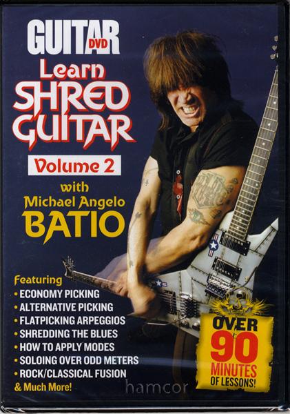 Guitar World's Learn Shred Guitar DVD - YouTube