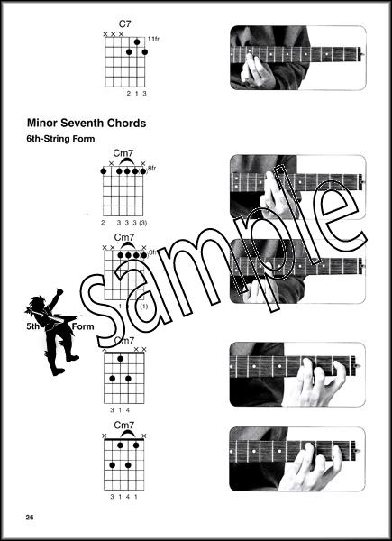 /Blues Guitar Chords Book/DVD : Hamcor
