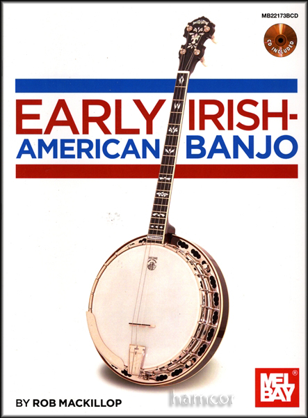 Early Irish-American Banjo TAB Music Book/CD 5-String or 4-String Tenor Banjo : eBay