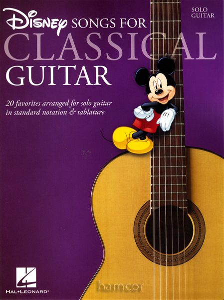 how to play disney songs on guitar