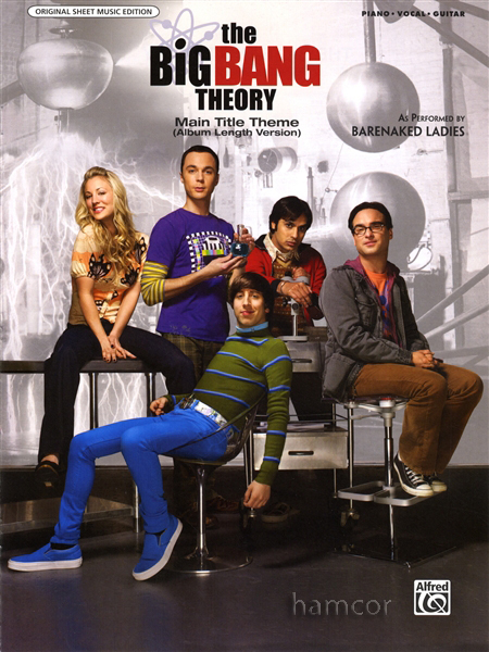 The Big Bang Theory by Barenaked Ladies - Songfacts