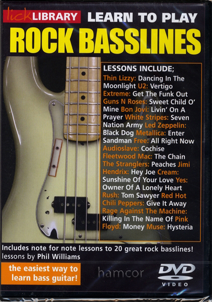 Bass Guitar Lessons DVDs – Which Are the Best?