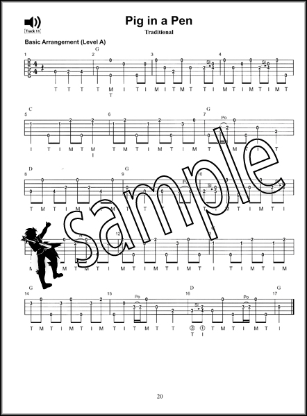 Bluegrass Banjo from All Sides 5-String Banjo TAB Book/CD Set : eBay