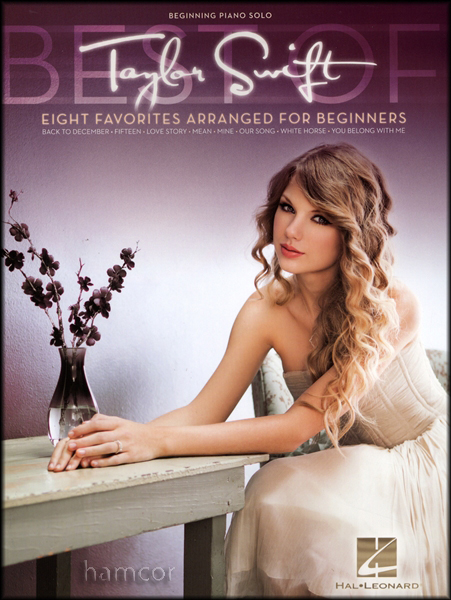 taylor swift beginning piano solo very easy sheet music book country pop ebay. Black Bedroom Furniture Sets. Home Design Ideas